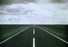 Open road to nowhere