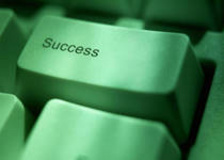 Success key (on keyboard)