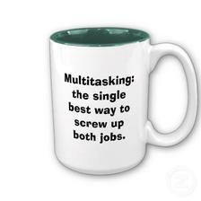 Multi Tasking